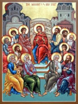 Pentecost icon